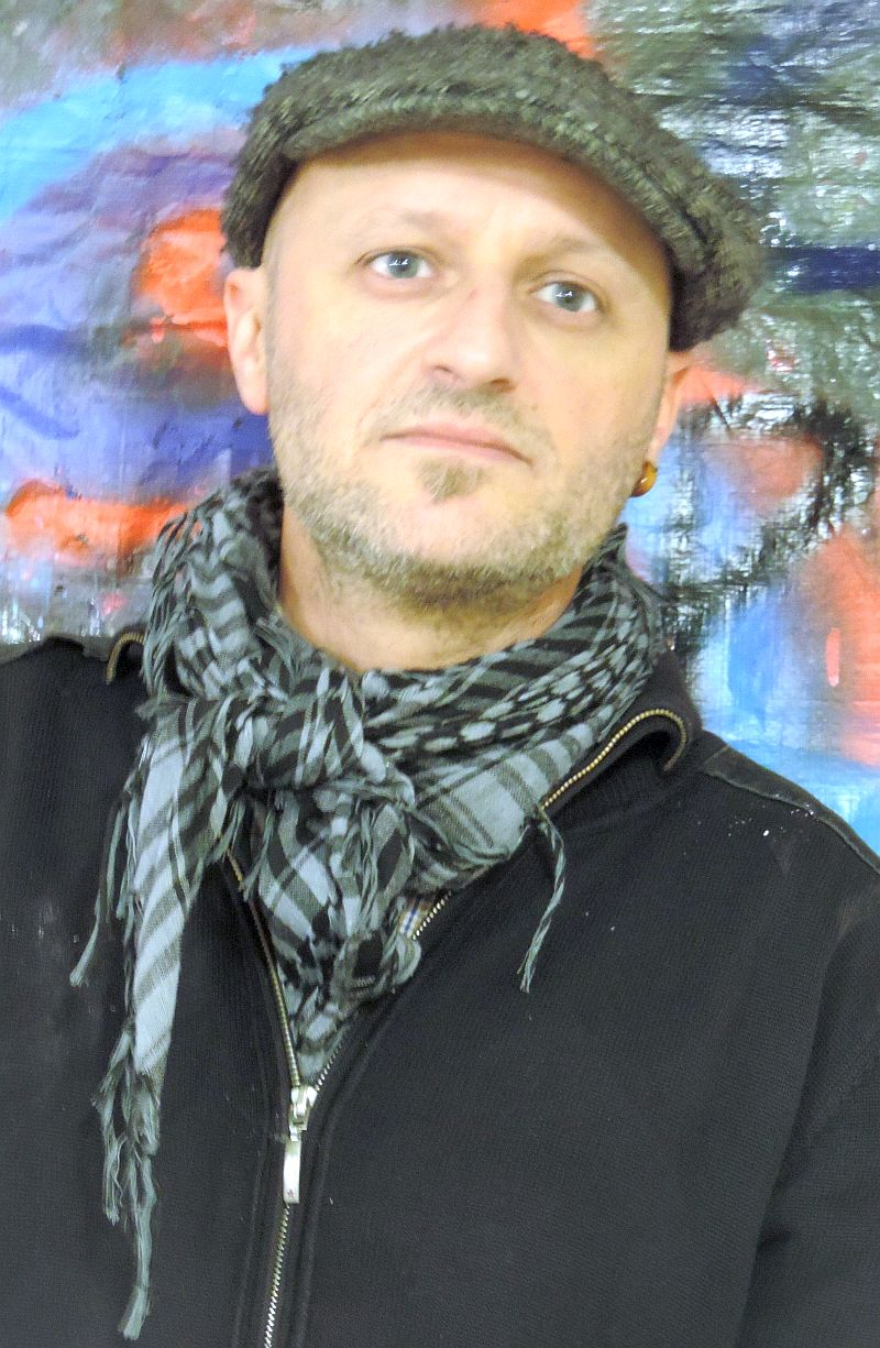 Eric Guinebert - Streetworker
